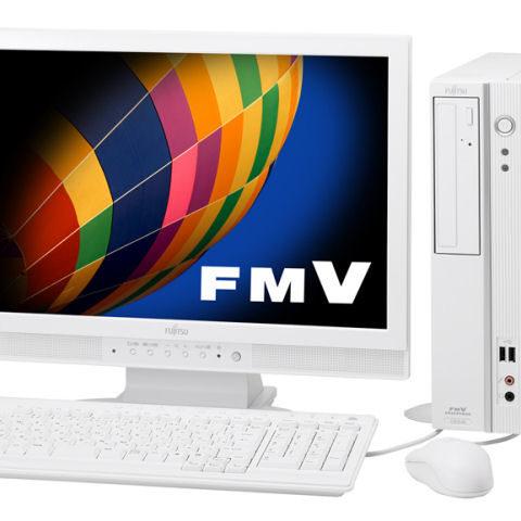 FMV DESKPOWER CE/C40にメモリ増設とSSD換装。