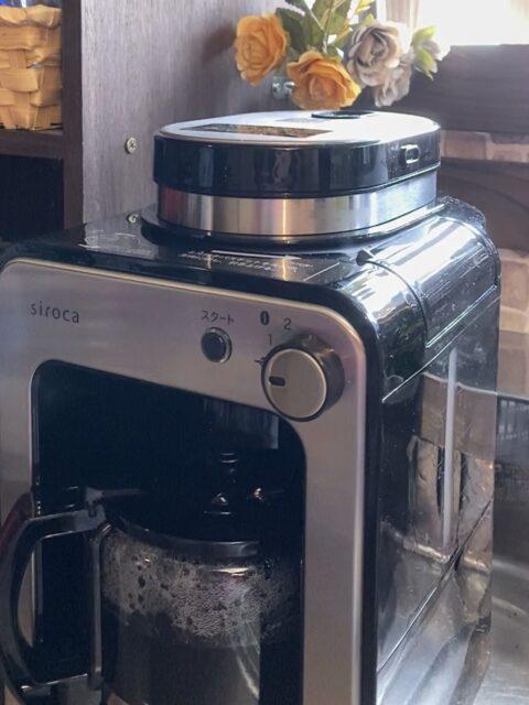 コーヒーメーカーとお別れする動画を5DMarkII+50mmf1.8IIで撮る。